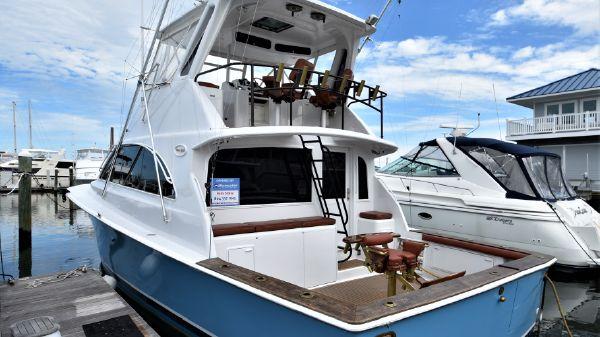 Ocean Yachts 48 Super Sport Convertible