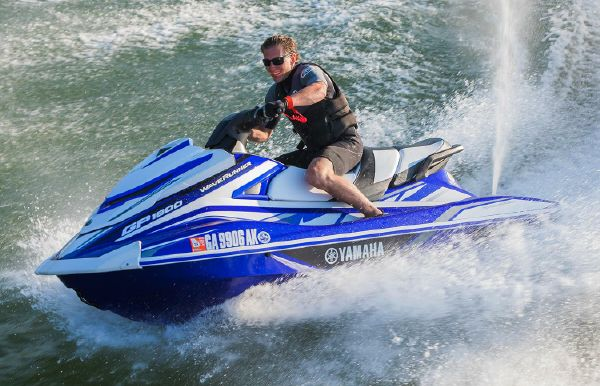 2018 Yamaha Boats Waverunner GP1800