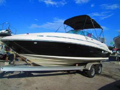 2005 Sea Ray<span>220 Sundeck</span>