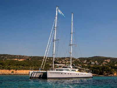 2012 Custom<span>Nestor Völker 31m Explorer Catamaran</span>