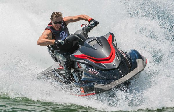 2018 Yamaha Waverunner VXR