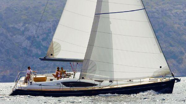 Jeanneau 50 DS (Deck Salon) Sunra del Mar
