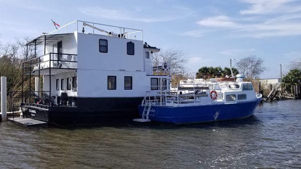 Custom Long Range Expedition Trawler