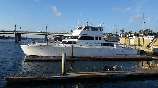 Custom Pilothouse Motoryacht