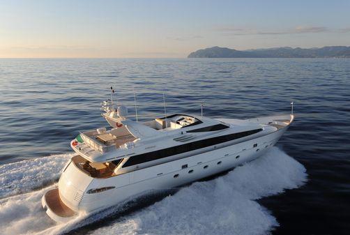 Motor Yacht Admiral 33M image