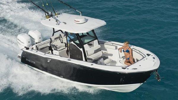 Blackfin 272 CC