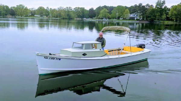 Chesapeake Bay Custom Point Comfort 23