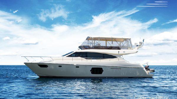 Ferretti Yachts 530 Motor Yacht