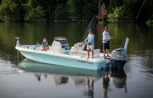 2021 Skeeter SX 2550 Fish