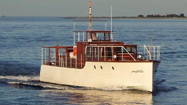 Mattick & Reisch Motoryacht