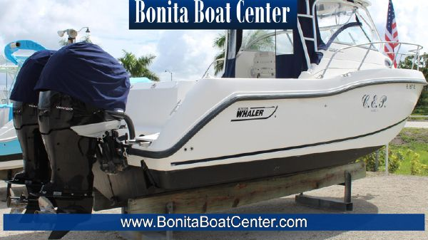 Boston Whaler 255 Conquest
