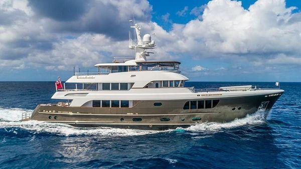 Alloy Yachts AY 44
