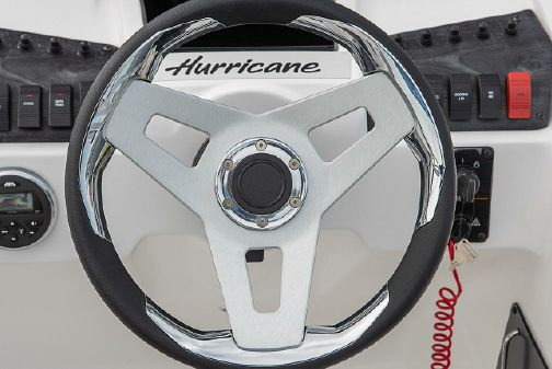 Hurricane FunDeck 236SFL OB image