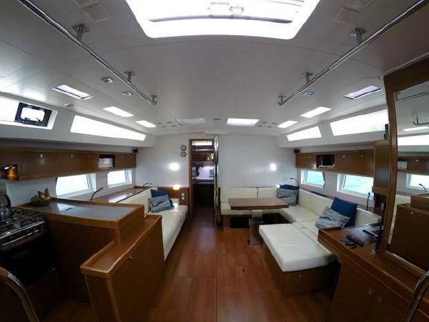 2014 Beneteau Oceanis-55 Purchase New England