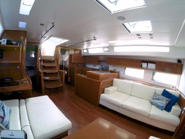 2014 Beneteau Oceanis-55 Broker Sell