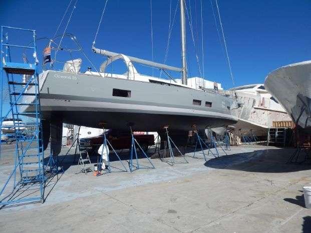 2014 Beneteau Oceanis-55 Purchase Rhode Island