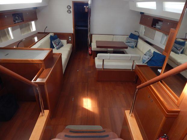 2014 Beneteau Oceanis-55 BoatsalesListing Massachusetts