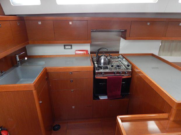 2014 Beneteau Oceanis-55 BoatsalesListing Maine