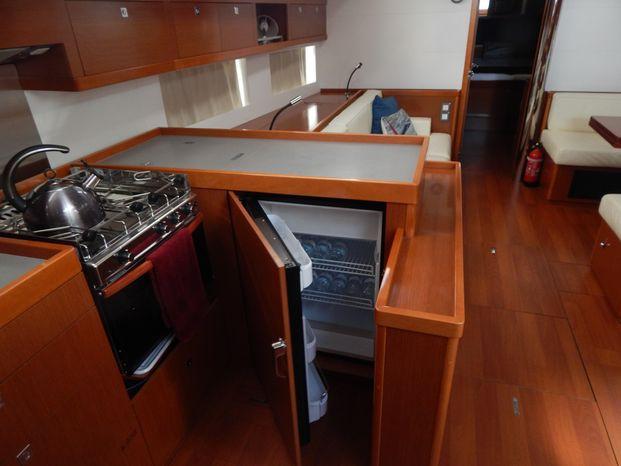 2014 Beneteau Oceanis-55 BoatsalesListing New England