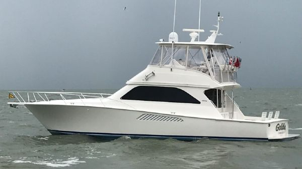 Viking 48 Convertible