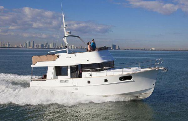 2021 Beneteau America Swift Trawler 44