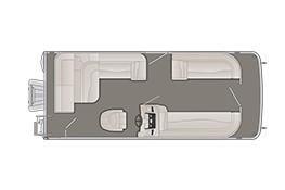 2019 Bennington S 218 SL Narrow Beam