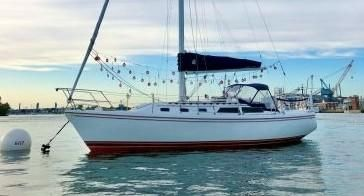 Catalina 34 Sloop
