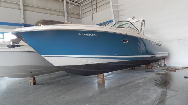 Chris-Craft 36 Corsair