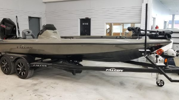 Falcon Boats F20 TE Hybrid