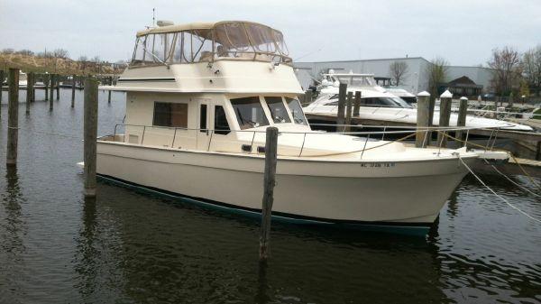 Mainship 43 Trawler/Freshwater