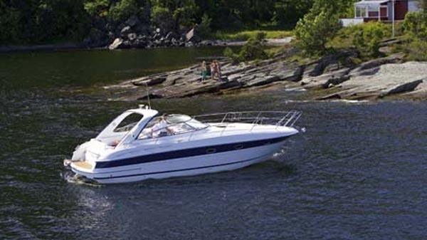 Bavaria Motor Boats BMB 35 Sport Manufacturer Provided Image: Moored