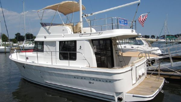 Beneteau Swift Trawler 34 Southern Cross
