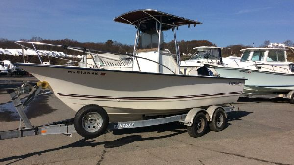 Cape Craft 22 Center Console