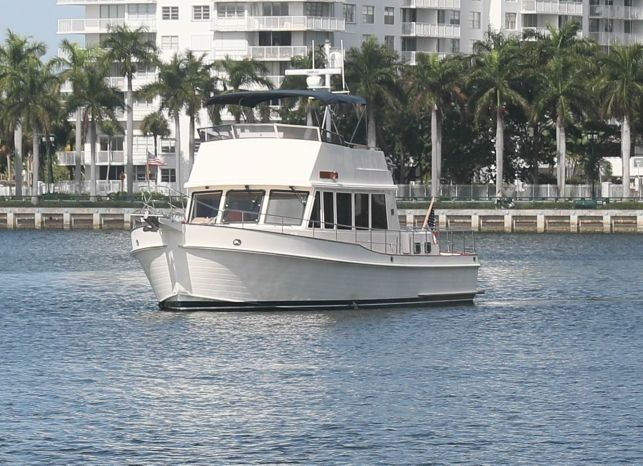 2007 Grand Banks Purchase Sell