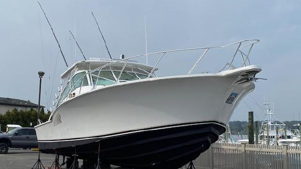 Albemarle 410 Express Fisherman