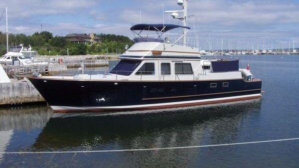 Albin North Sea Trawler