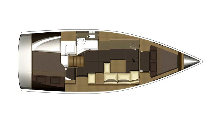 2019 Dufour BoatsalesListing Rhode Island