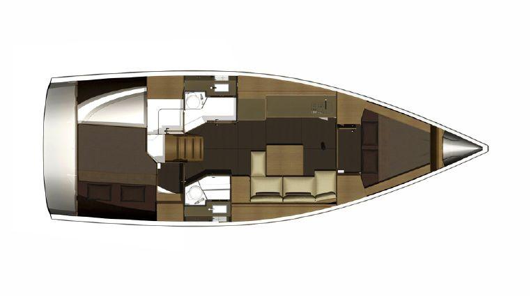 2019 Dufour BoatsalesListing Massachusetts