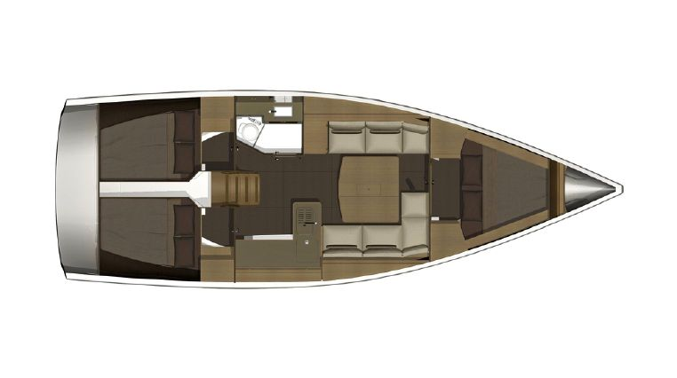 2019 Dufour Brokerage Maine