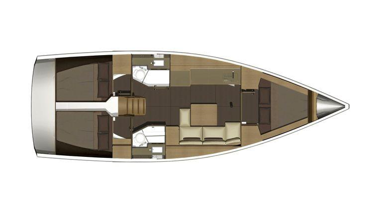 2019 Dufour BoatsalesListing Maine