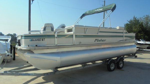 Fisher 220 Freedom Deluxe Fish