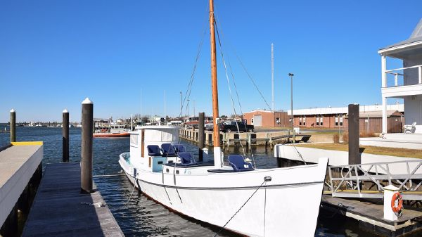 Chesapeake Bay Buy Boat Built By LR Smith
