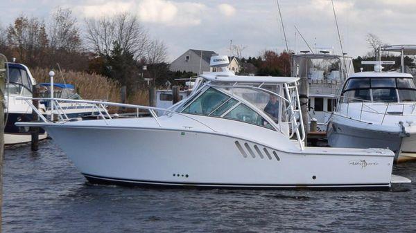 Albemarle 290 Express Fisherman
