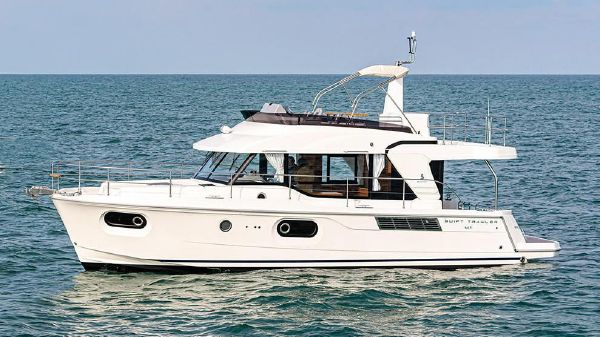 Beneteau America Swift Trawler 41 Fly