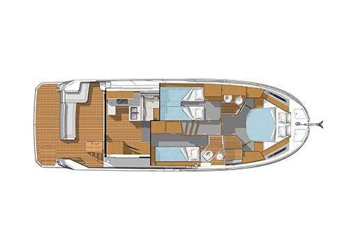 Beneteau America Swift Trawler 41 Fly image
