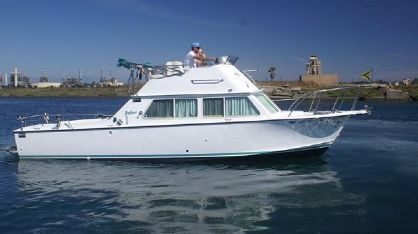 Carter 28 Safari Flybridge