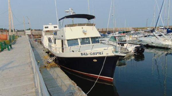 Custom Leger 50 Trawler