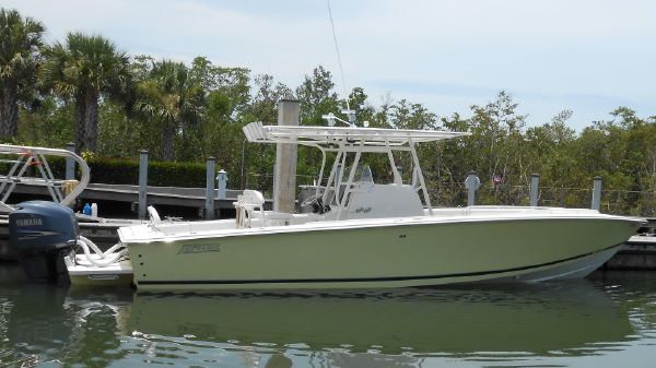 Jupiter 31 Center Console FS