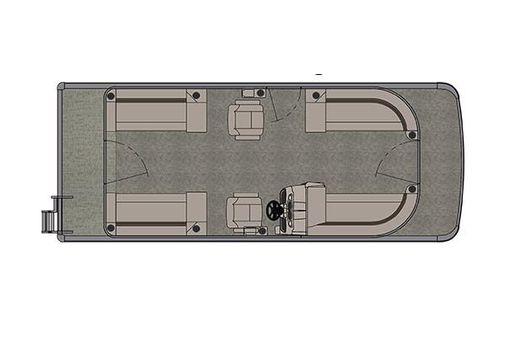 Tahoe Pontoon GT Quad Lounge - 23' image