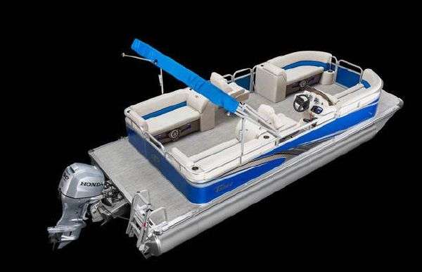 2019 Tahoe Pontoon GT Quad Lounge - 25'
